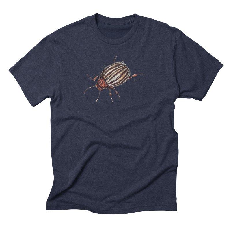Colorado beetle Men's Triblend T-Shirt by kouzza's Artist Shop
