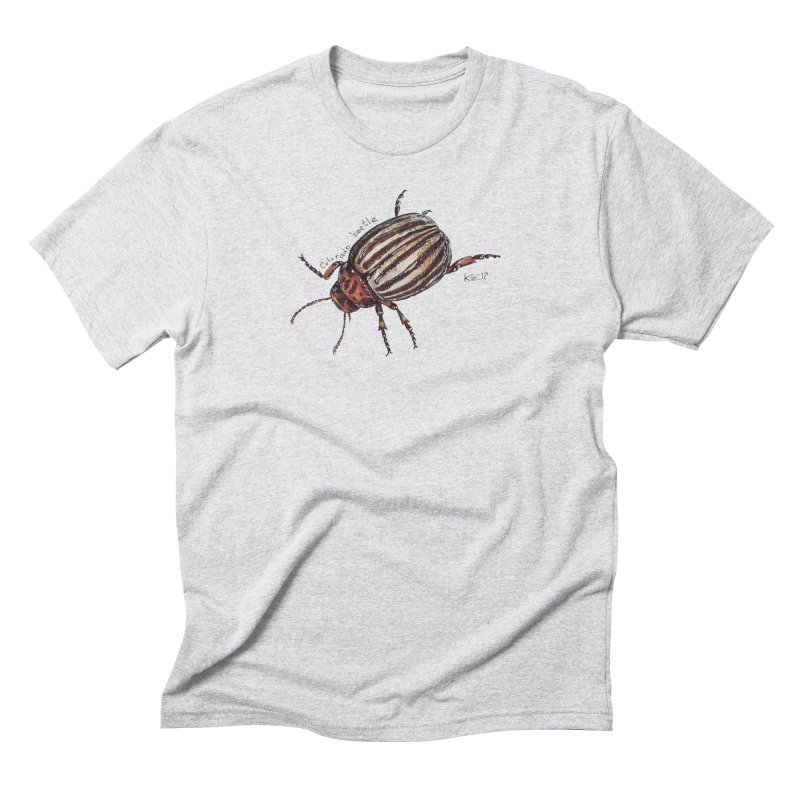 Colorado beetle Men's Triblend T-Shirt by kouzza's Artist Shop