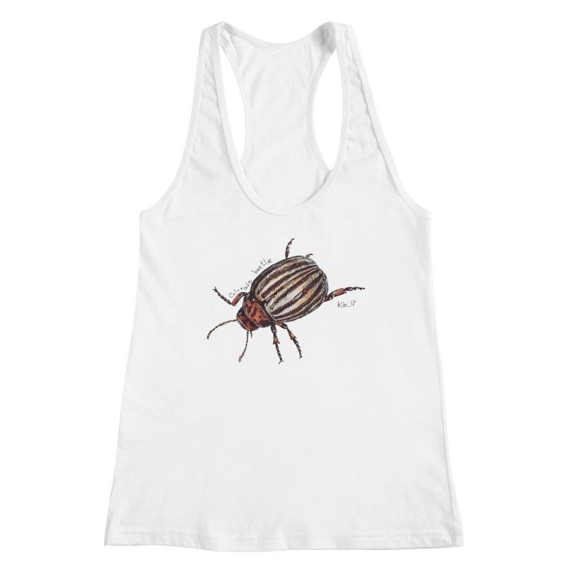 Colorado beetle Women's Tank by kouzza's Artist Shop