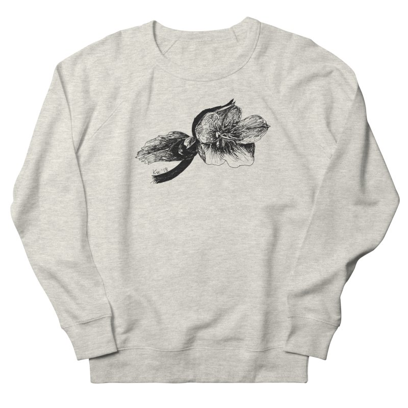 Flower1 Women's Sweatshirt by kouzza's Artist Shop