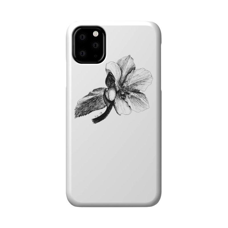 Flower T-shirt Accessories Phone Case by kouzza's Artist Shop