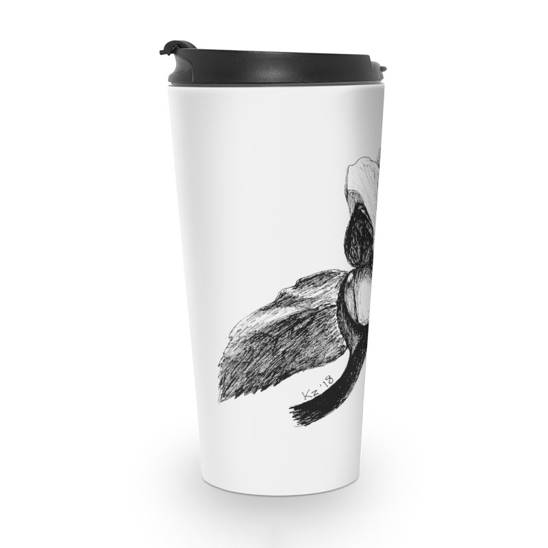 Flower T-shirt Accessories Travel Mug by kouzza's Artist Shop