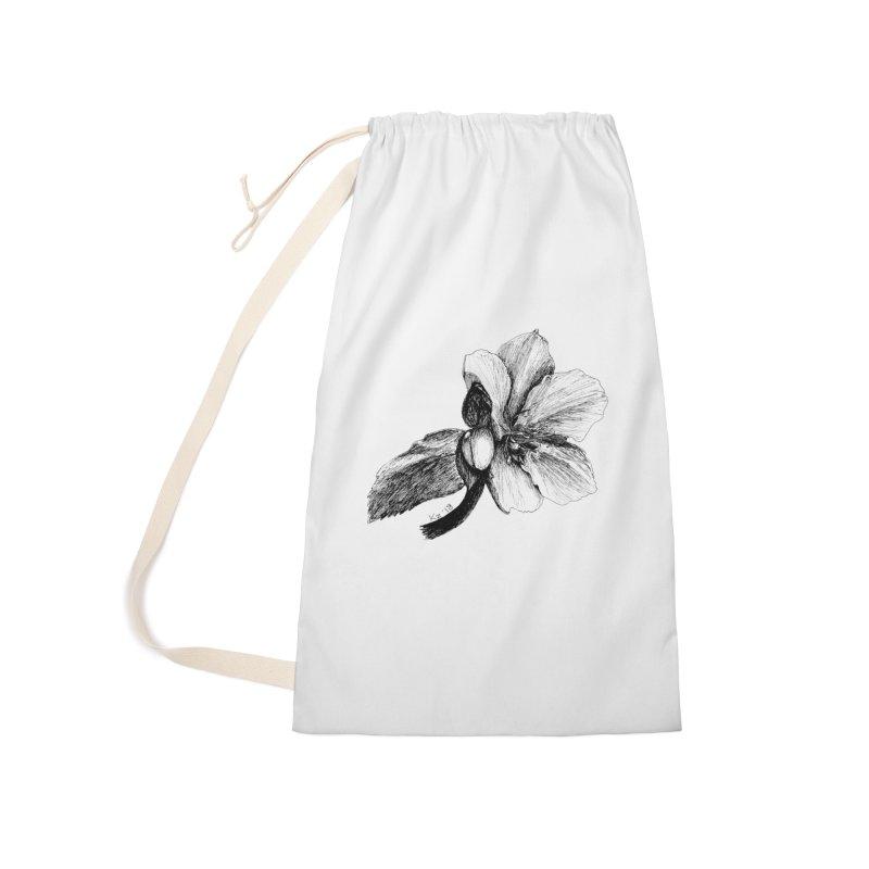 Flower T-shirt Accessories Bag by kouzza's Artist Shop