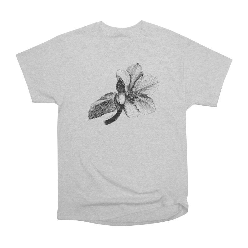 Flower T-shirt Women's T-Shirt by kouzza's Artist Shop
