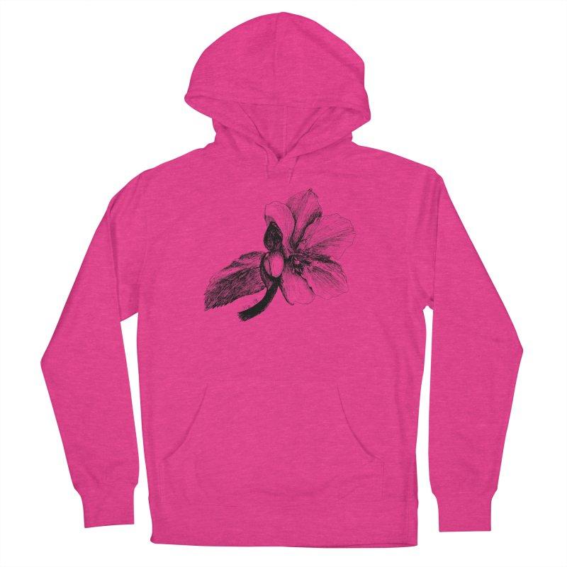 Flower T-shirt Women's Pullover Hoody by kouzza's Artist Shop