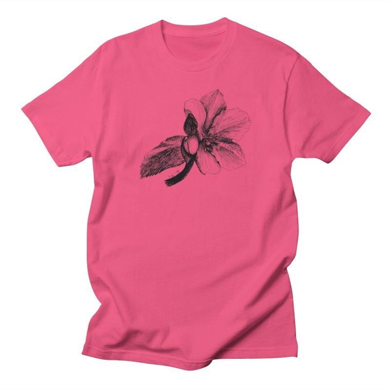 Flower T-shirt Men's T-Shirt by kouzza's Artist Shop