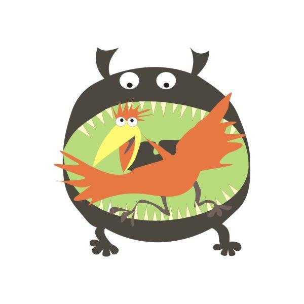 image for Bird eating monster