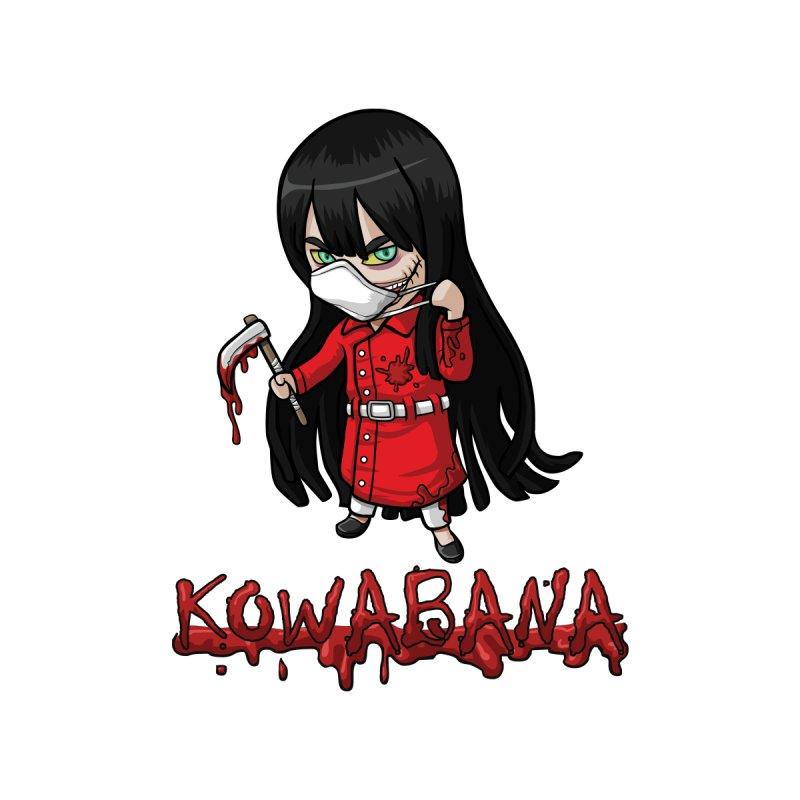 Kuchisake-onna by Kowabana's Artist Shop
