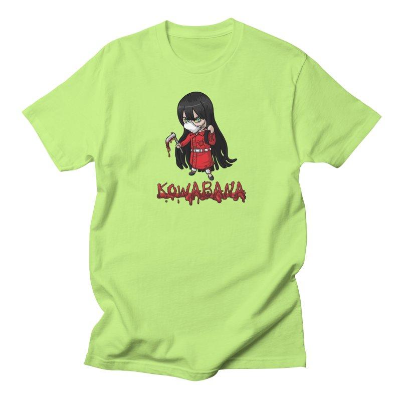 Kuchisake-onna Men's Regular T-Shirt by Kowabana's Artist Shop