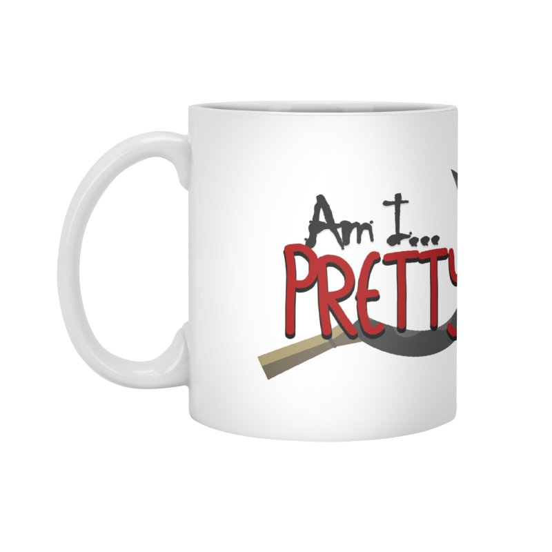 Am I pretty? Accessories Mug by Kowabana's Artist Shop