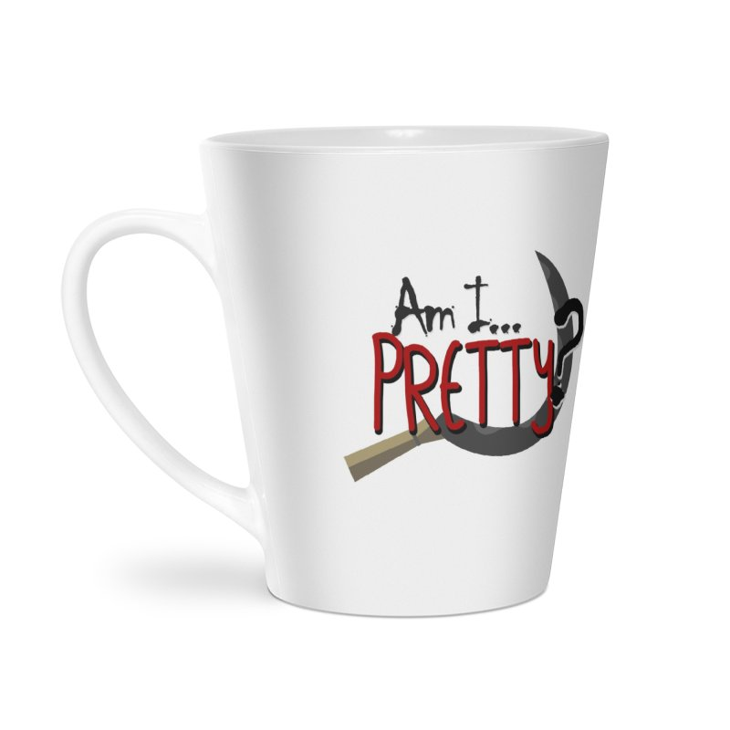 Am I pretty? Accessories Latte Mug by Kowabana's Artist Shop