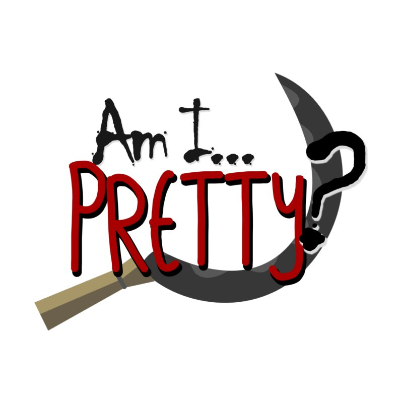 Am I pretty? Accessories Sticker by Kowabana's Artist Shop
