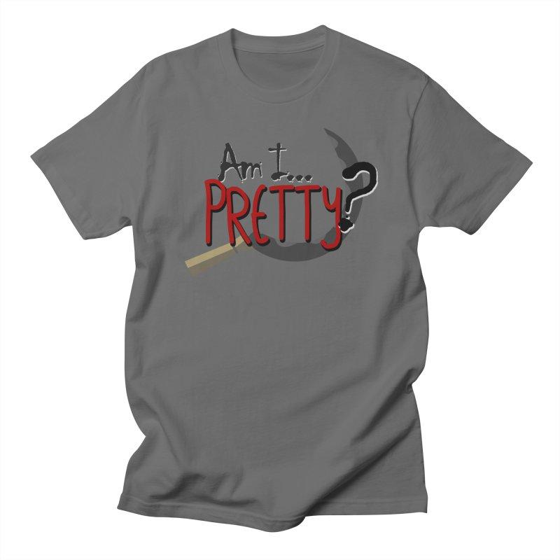 Am I pretty? Women's Regular Unisex T-Shirt by Kowabana's Artist Shop