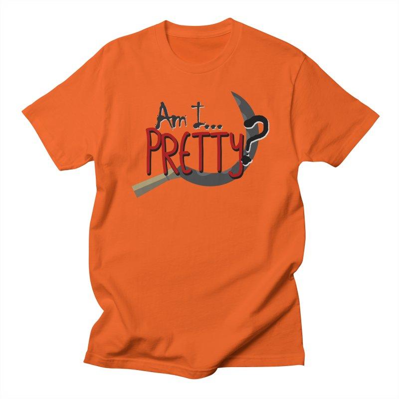 Am I pretty? Men's Regular T-Shirt by Kowabana's Artist Shop