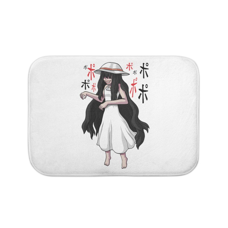 Hasshaku-sama Home Bath Mat by Kowabana's Artist Shop