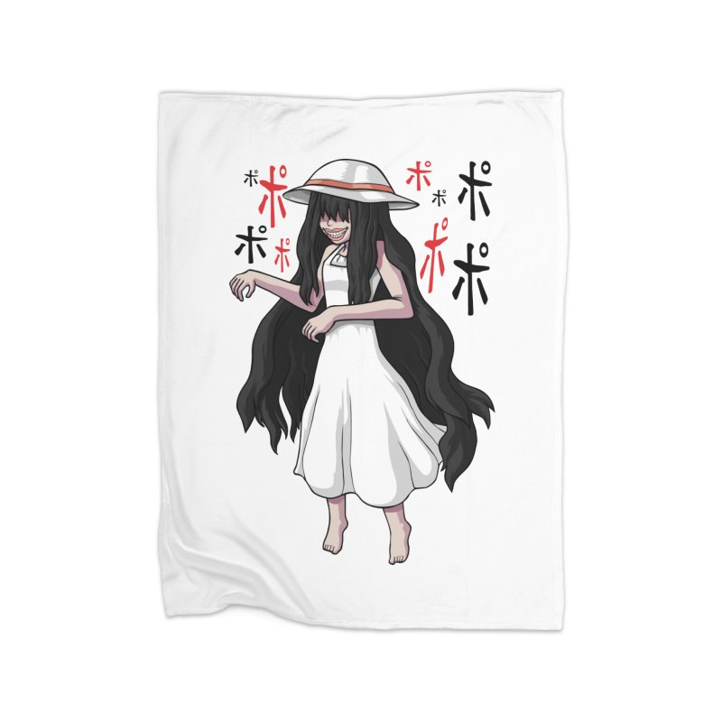 Hasshaku-sama Home Blanket by Kowabana's Artist Shop