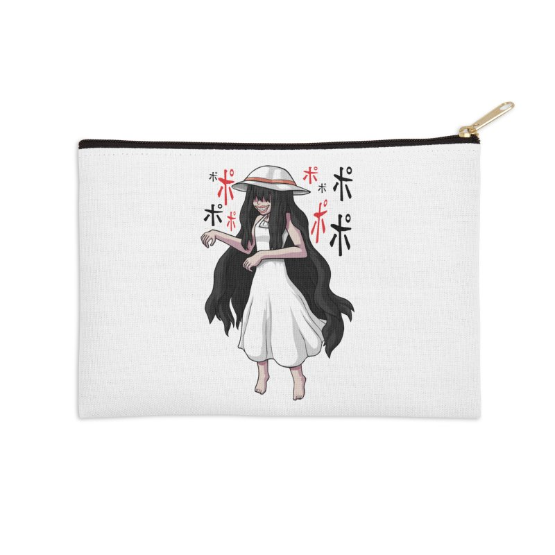 Hasshaku-sama Accessories Zip Pouch by Kowabana's Artist Shop