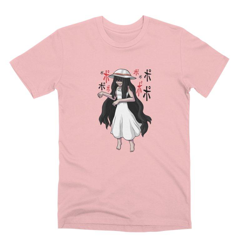 Hasshaku-sama Men's Premium T-Shirt by Kowabana's Artist Shop