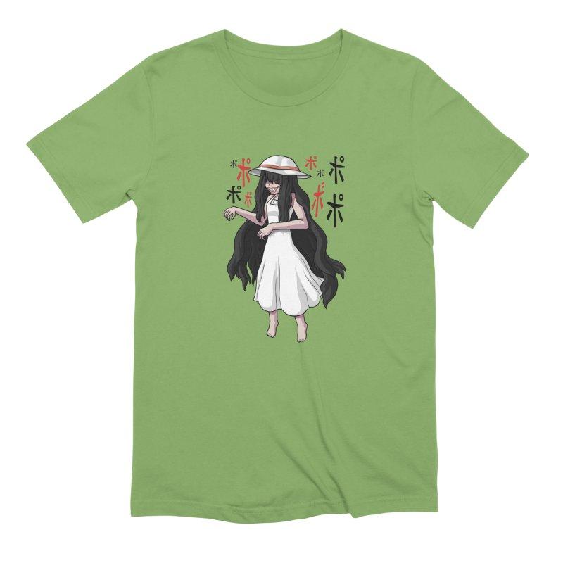 Hasshaku-sama Men's Extra Soft T-Shirt by Kowabana's Artist Shop