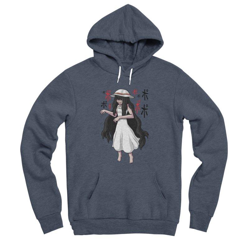 Hasshaku-sama Women's Sponge Fleece Pullover Hoody by Kowabana's Artist Shop