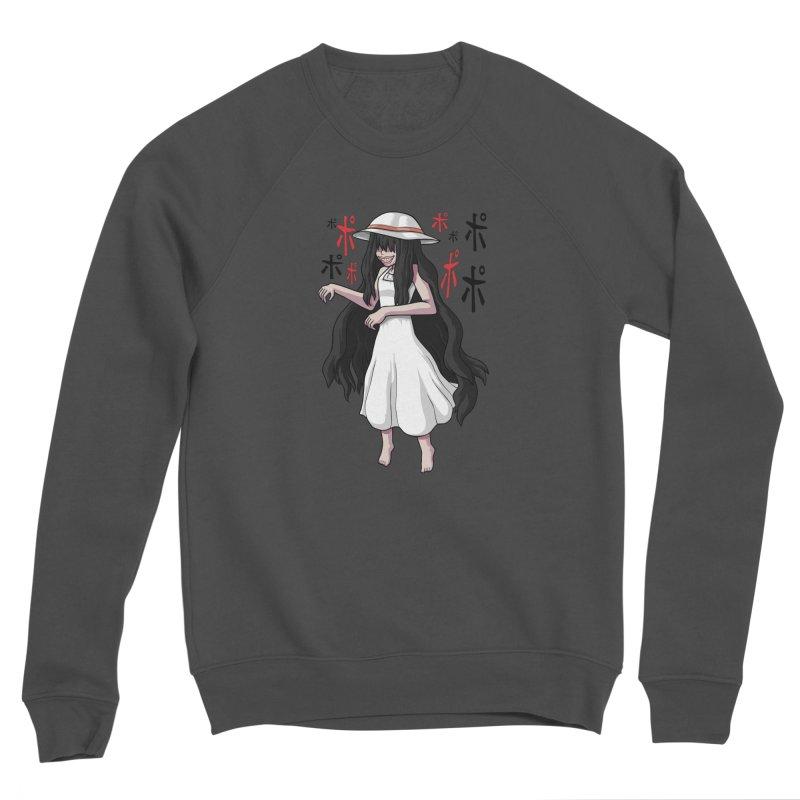 Hasshaku-sama Women's Sponge Fleece Sweatshirt by Kowabana's Artist Shop