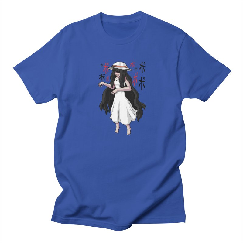Hasshaku-sama Women's Regular Unisex T-Shirt by Kowabana's Artist Shop