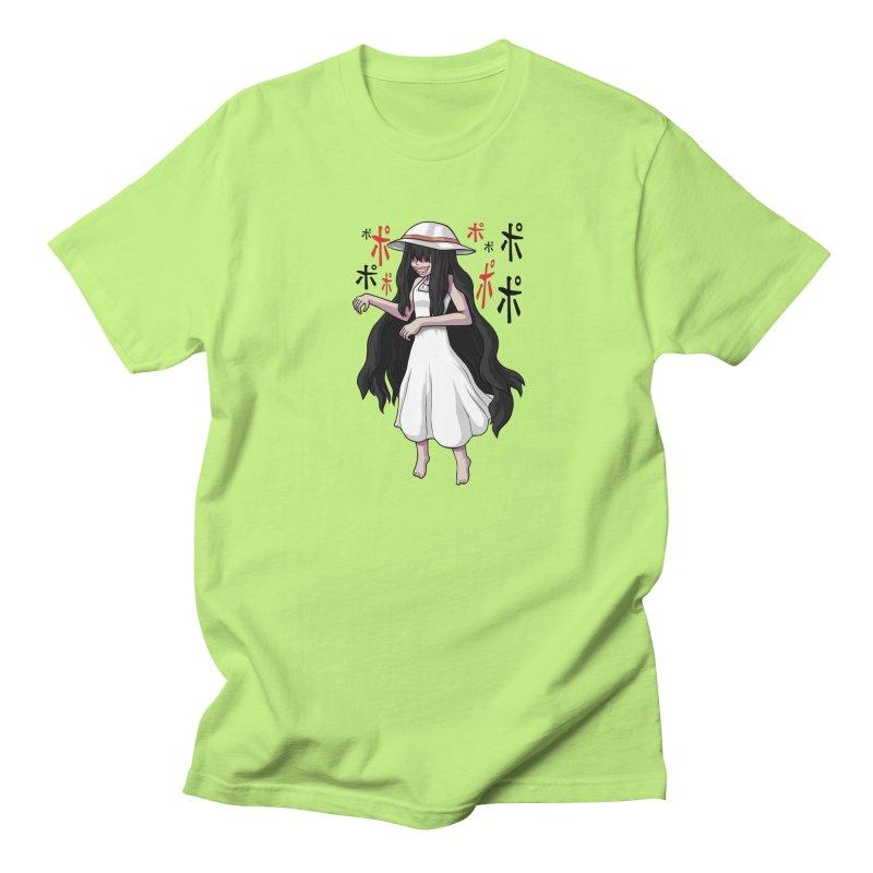 Hasshaku-sama Men's Regular T-Shirt by Kowabana's Artist Shop