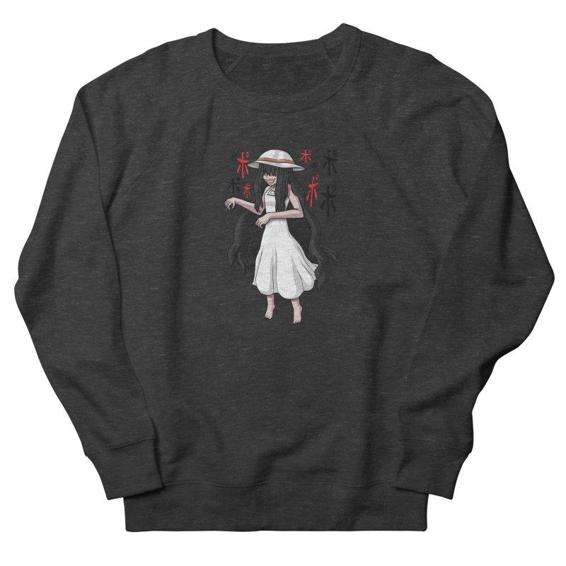 Hasshaku-sama Men's French Terry Sweatshirt by Kowabana's Artist Shop