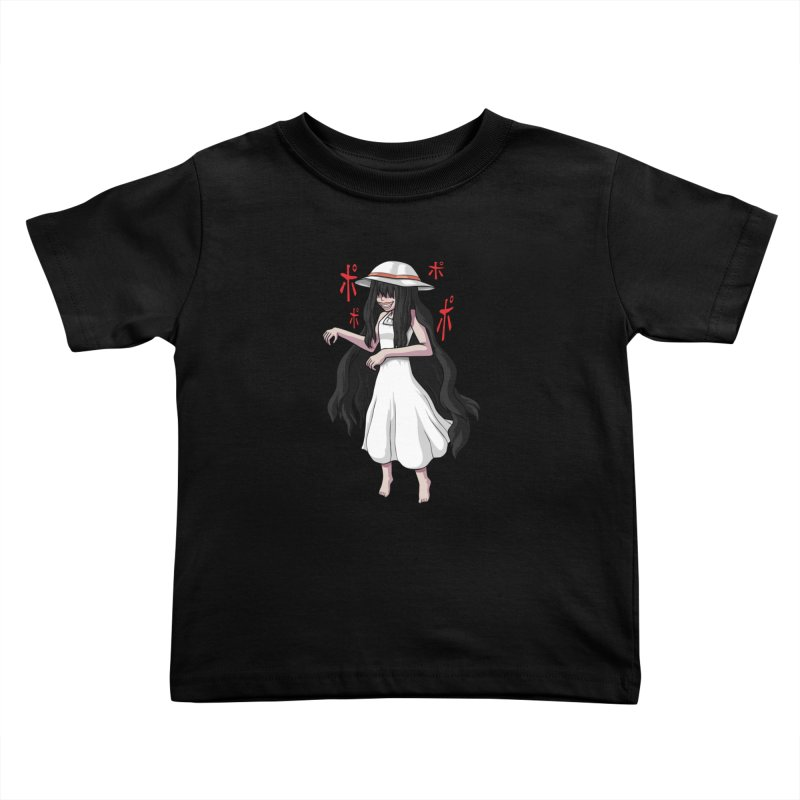 Hasshaku-sama Kids Toddler T-Shirt by Kowabana's Artist Shop