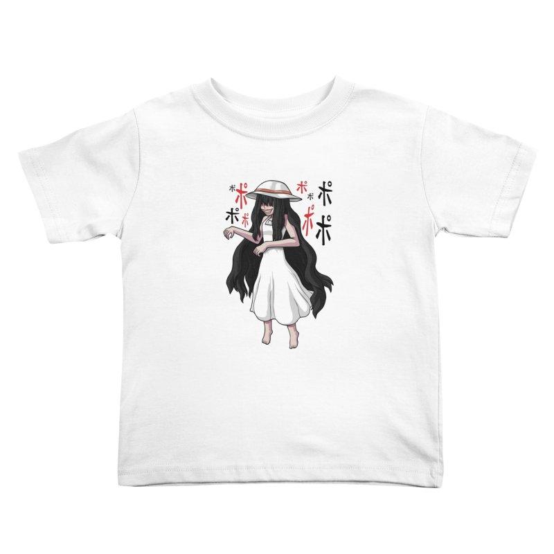 Hasshaku-sama Kids Toddler T-Shirt by Kowabana's Artist Shop
