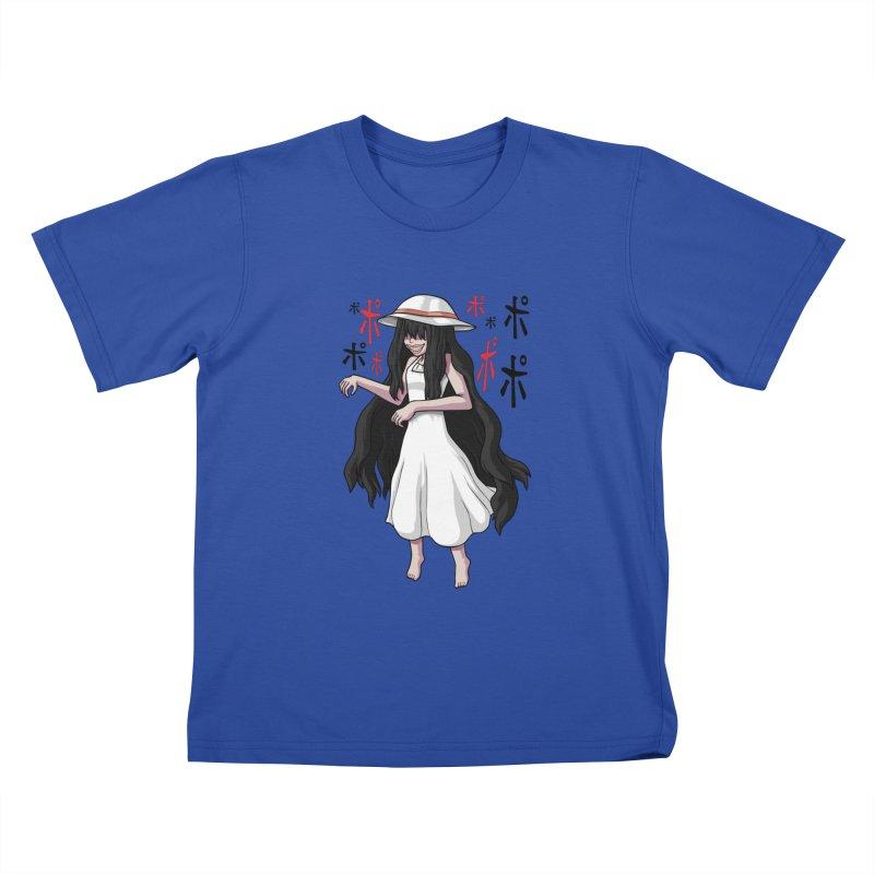 Hasshaku-sama Kids T-Shirt by Kowabana's Artist Shop