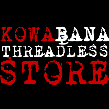 Kowabana's Artist Shop Logo