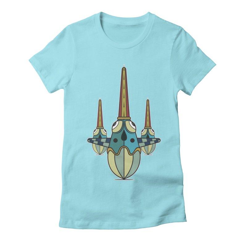 SlowDown Women's Fitted T-Shirt by krabStore