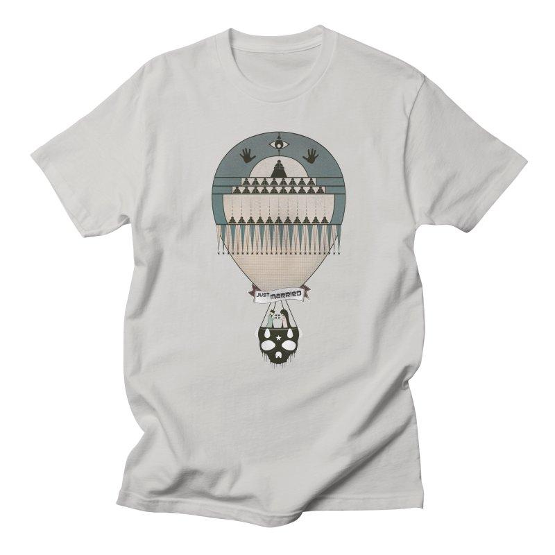 JustMarried Men's T-Shirt by krabStore