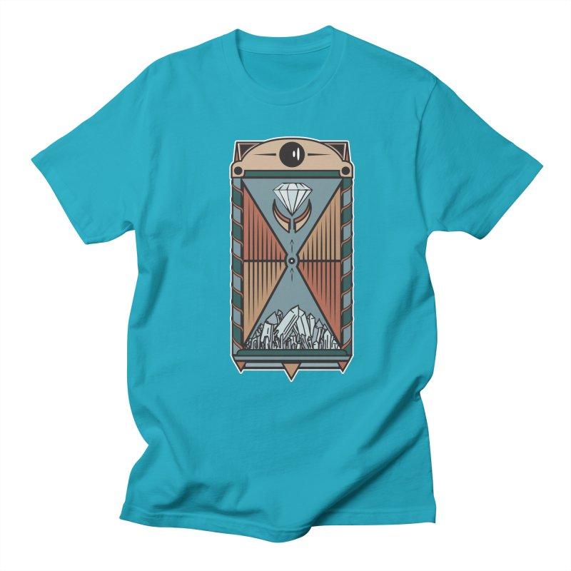 TEMPLE OF DIAMONDS Men's T-Shirt by krabStore