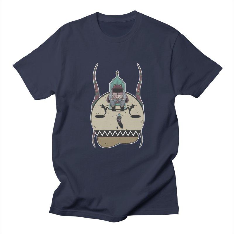 PSYCHOTIC TV Men's T-shirt by krabStore