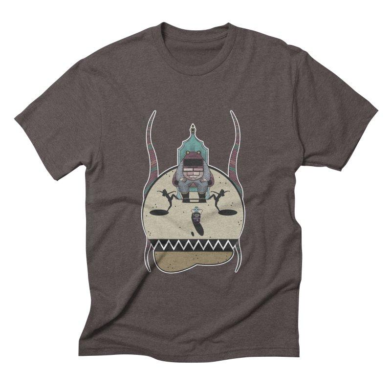 PSYCHOTIC TV Men's Triblend T-shirt by krabStore
