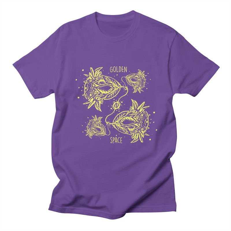 GoldanSpace Men's T-shirt by krabStore