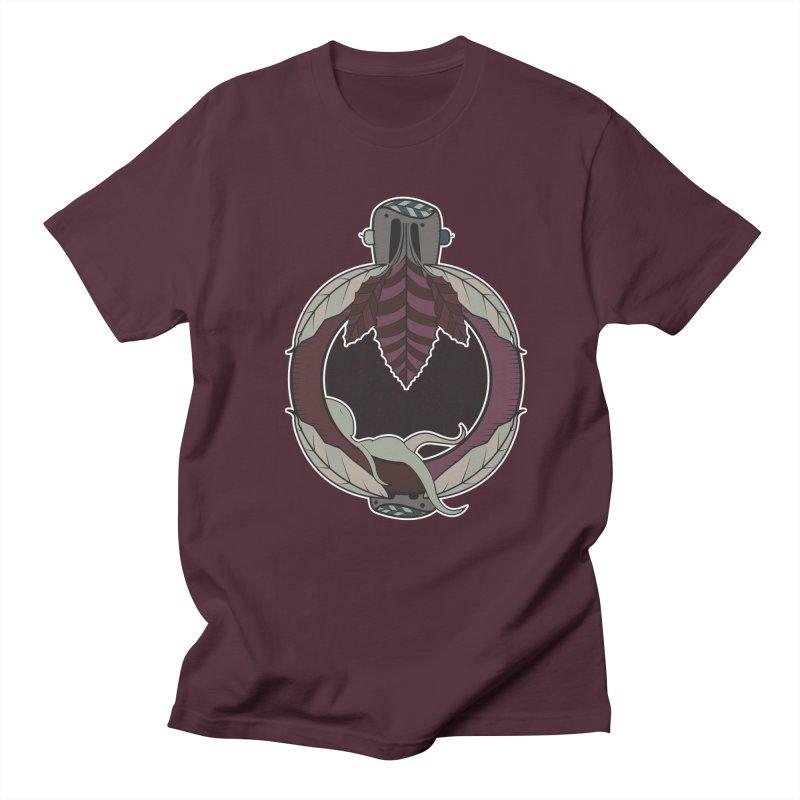 NewBornMotherSpace Men's T-shirt by krabStore