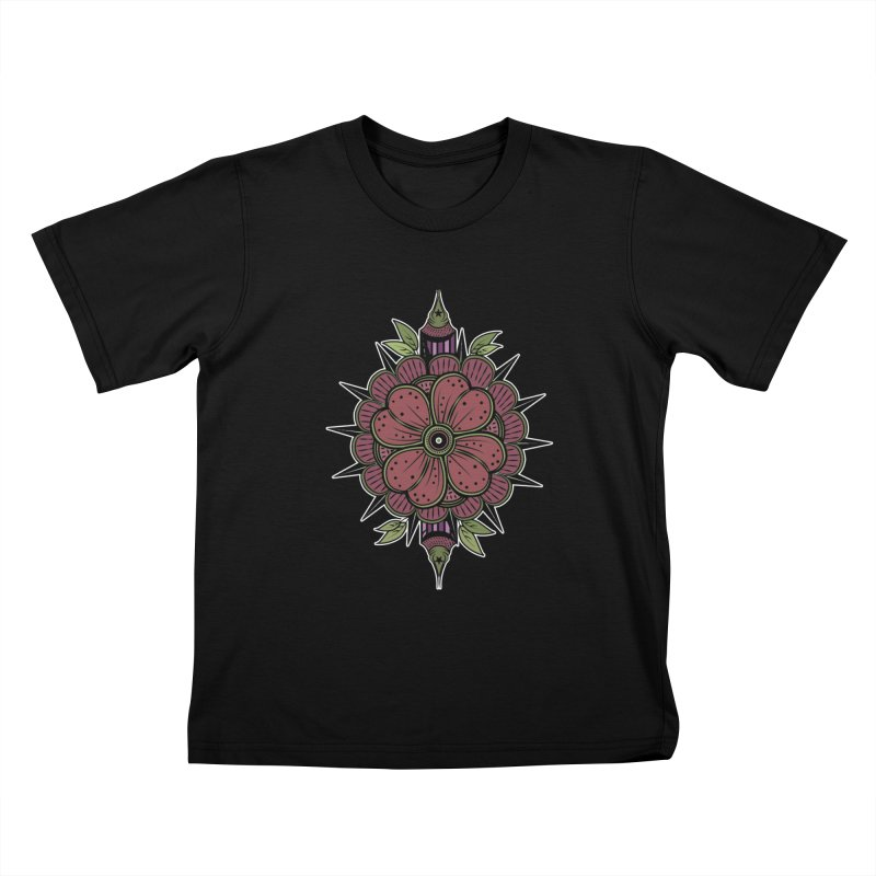 Gordon'sFlower Kids T-shirt by krabStore