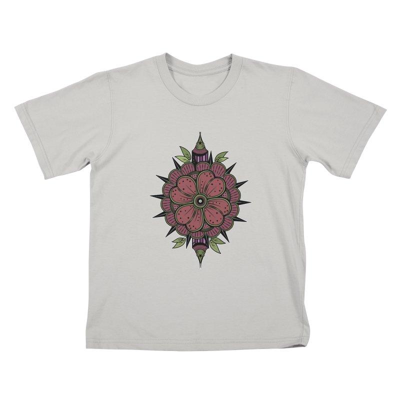 Gordon'sFlower Kids T-shirt by krabStore