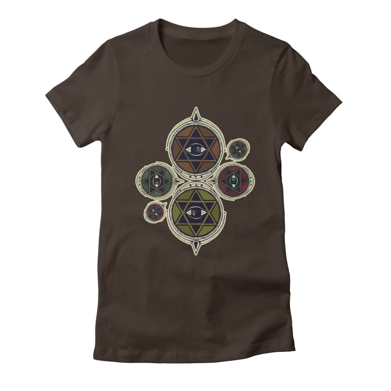 Bho Women's Fitted T-Shirt by krabStore