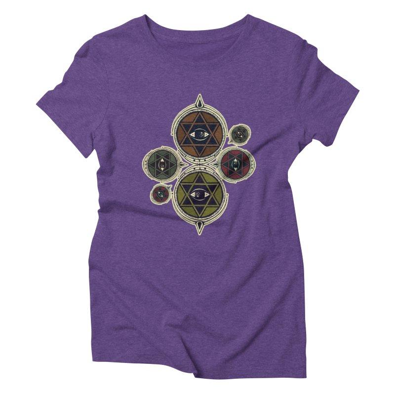 Bho Women's Triblend T-shirt by krabStore