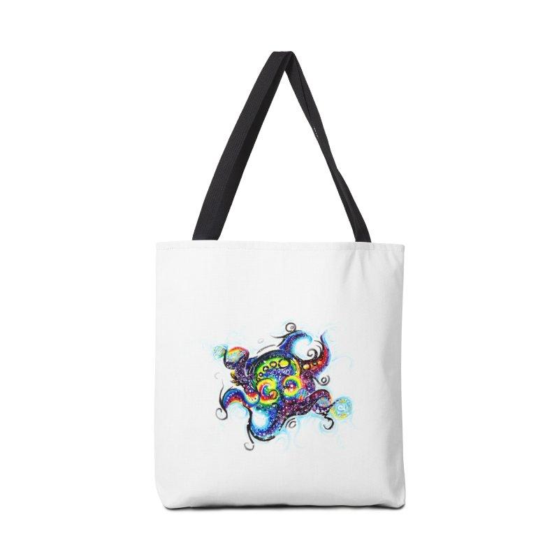 DNAoctopus Accessories Tote Bag Bag by Krakens Lair's Artist Shop