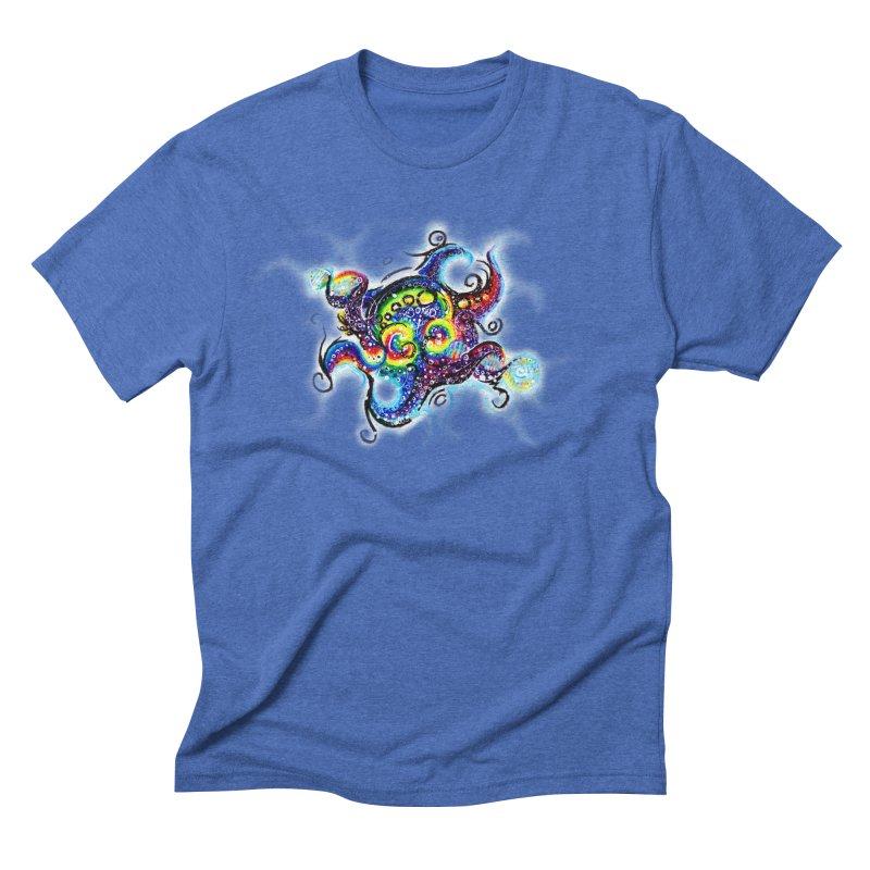 DNAoctopus Men's T-Shirt by Krakens Lair's Artist Shop