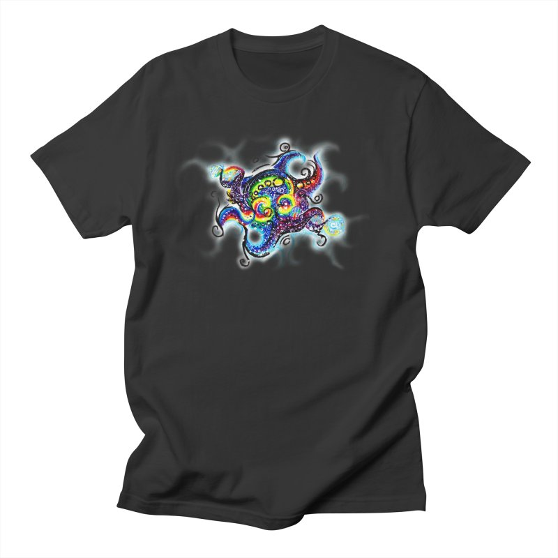 DNAoctopus Women's Regular Unisex T-Shirt by Krakens Lair's Artist Shop