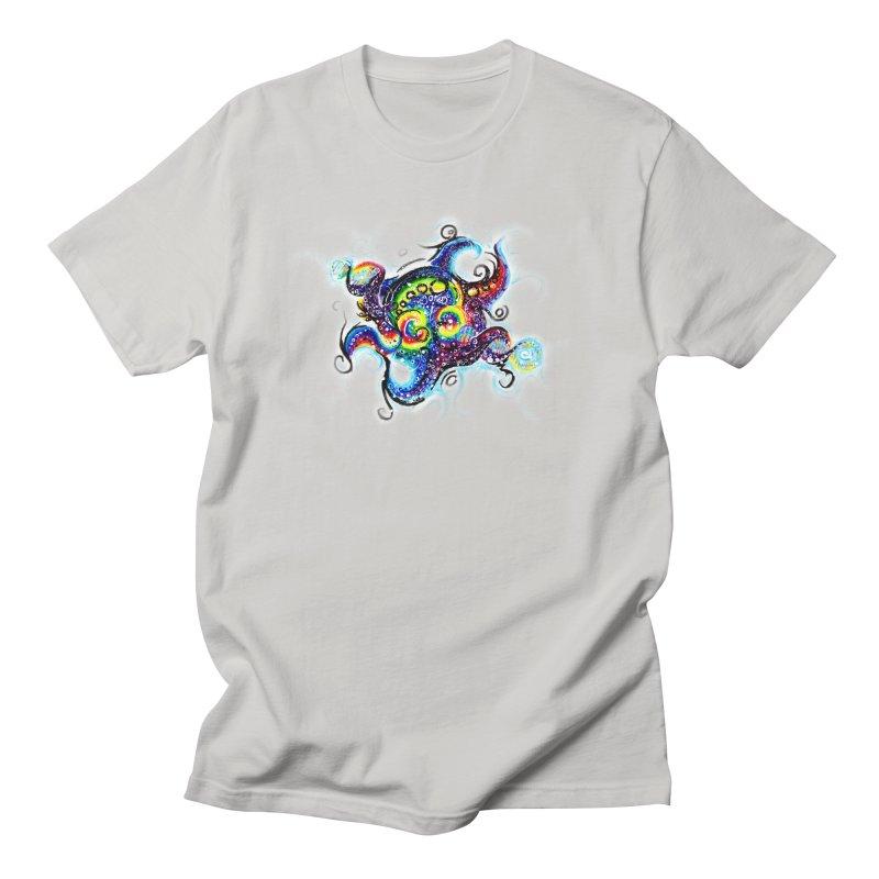 DNAoctopus Men's Regular T-Shirt by Krakens Lair's Artist Shop