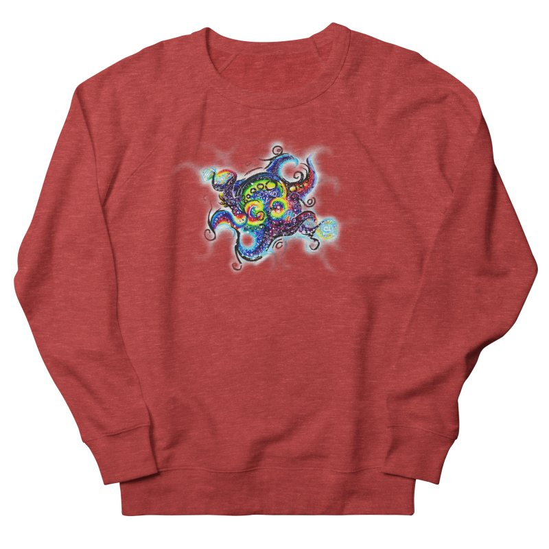 DNAoctopus Women's French Terry Sweatshirt by Krakens Lair's Artist Shop