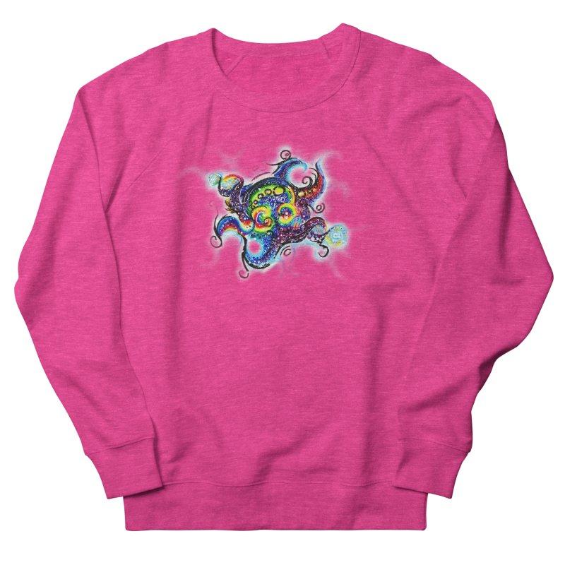DNAoctopus Men's French Terry Sweatshirt by Krakens Lair's Artist Shop
