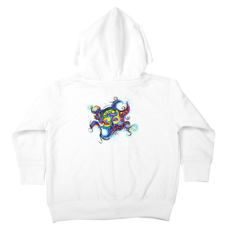 DNAoctopus Kids Toddler Zip-Up Hoody by Krakens Lair's Artist Shop